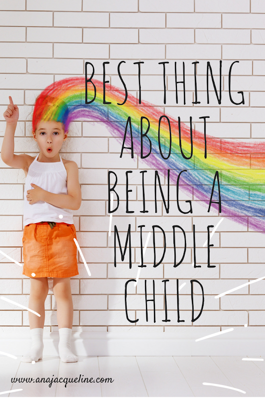 The Best Things About Being A Middle Child