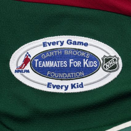 Minnesota Wild G 06-07 jersey patch photo MinnesotaWildG06-07P.jpg