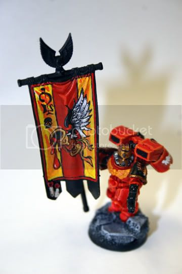 Blood Angels 2nd Company, Company Standard