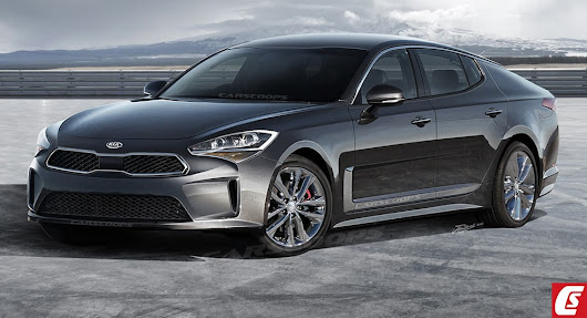 2018 Kia GT: A Car that's Worth Waiting For