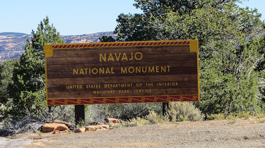 Navajo National Monument, Utah, USA