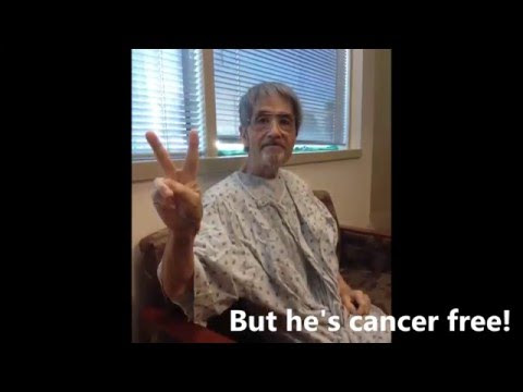 My Dad's Cancer Fight