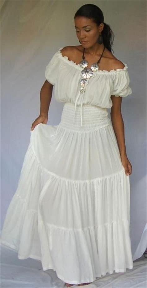 atu romantic gypsy peasant dress lotustraders