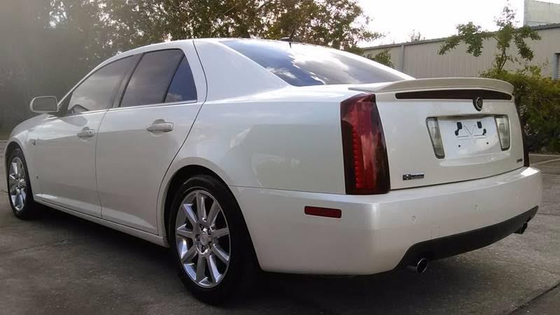 2006 Cadillac Sts V8 4dr Sedan In St Cloud Fl Supreme Auto Sales Pros Inc