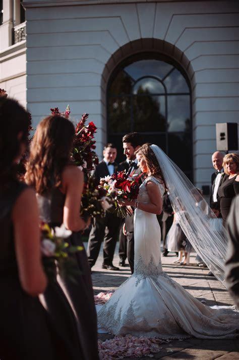 Nemacolin Woodlands Resort Wedding just outside of Pittsburgh