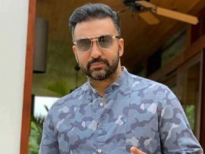 Vulgar content, not porn: Raj's lawyer