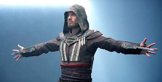 Assassin's Creed and the unusual evolution of a video game franchise to feature film