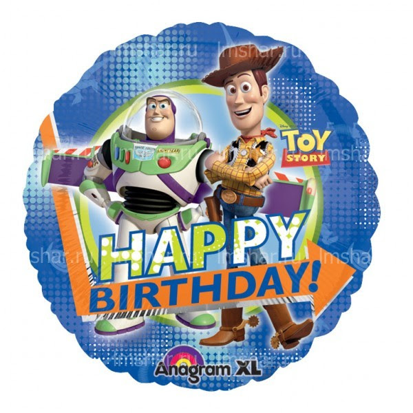 Anagram 18 Toy Story Birthday Group - from category ...