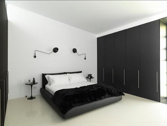 Desain Kamar Tidur Cowok Minimalis