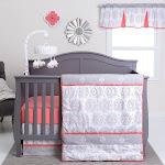 Trend Lab 3-Pc. Valencia Crib Bedding Set