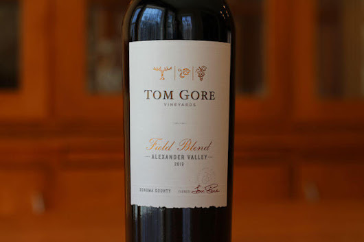 Tom Gore Field Blend - Honest Wine Reviews