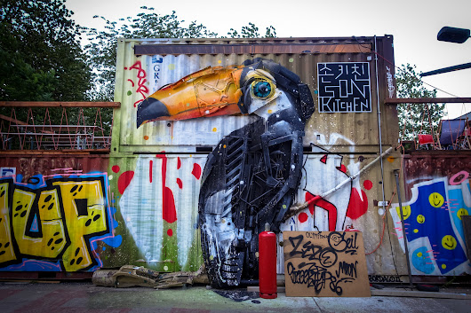 8 Epic Locations For Street Art and Graffiti - Graffiti Kings Blog