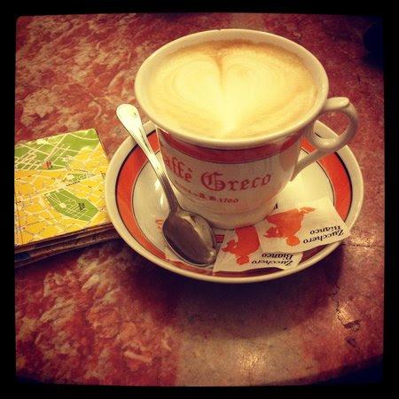 アンティコ カフェ グレコの写真
