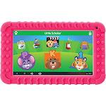 """School Zone - Little Scholar Kids Learning Tablet - Ages 3 To 7, Preschool, Kindergarten, 1st Grade, 7"""" Display, 70+ Preloaded Educational Apps,"""