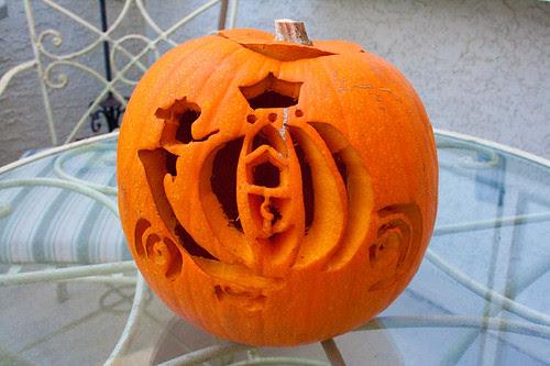 Cinderella's Carriage Pumpkin