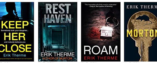 Book Reviews: by Erik Therme