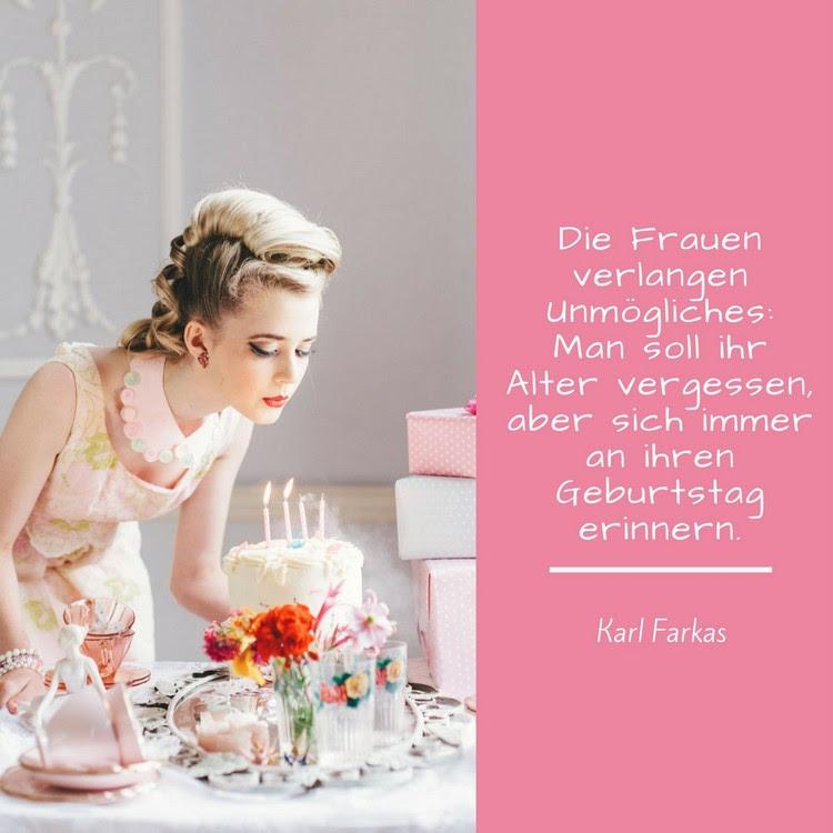 Sprüche Geburtstag Lustig Frau