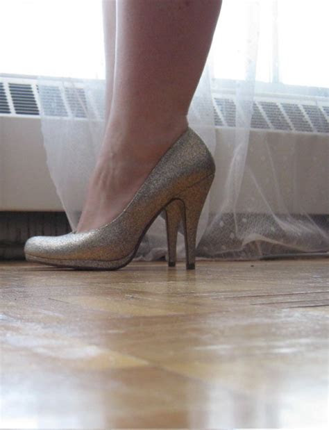 ivory wedding dress shoes   Wedding