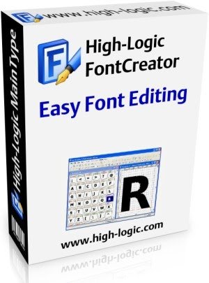 High-Logic FontCreator6.5 | RANDYSHARE - Find And Download