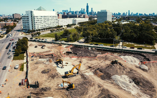 Environmental Remediation - Chicago (IL Medical District) | RW Collins Co.