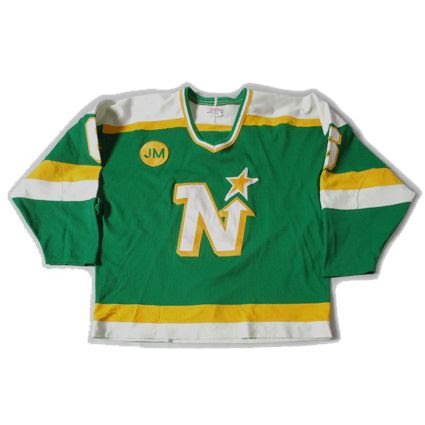 North Stars Musil 87-88 jersey, North Stars Musil 87-88 jersey