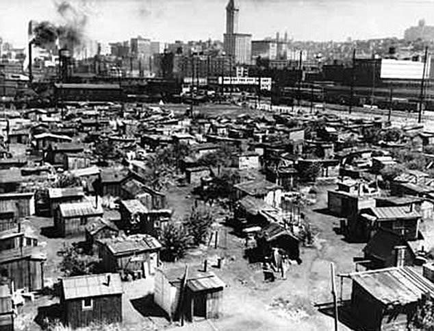 La grande depressione e la crisi del 1929