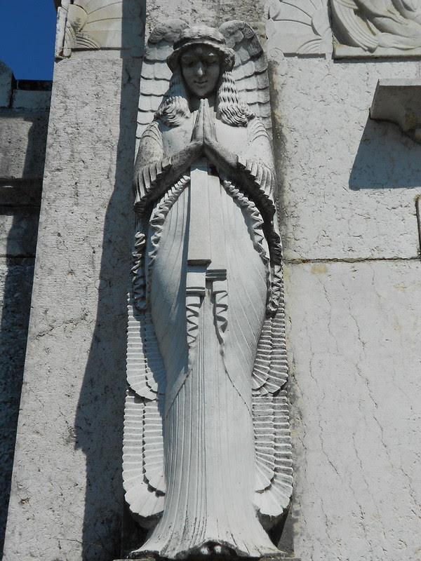 Virgilio Milani - tomba Caniato