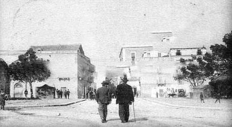 Ruvo di Puglia (Ba), Largo di Porta Noè.