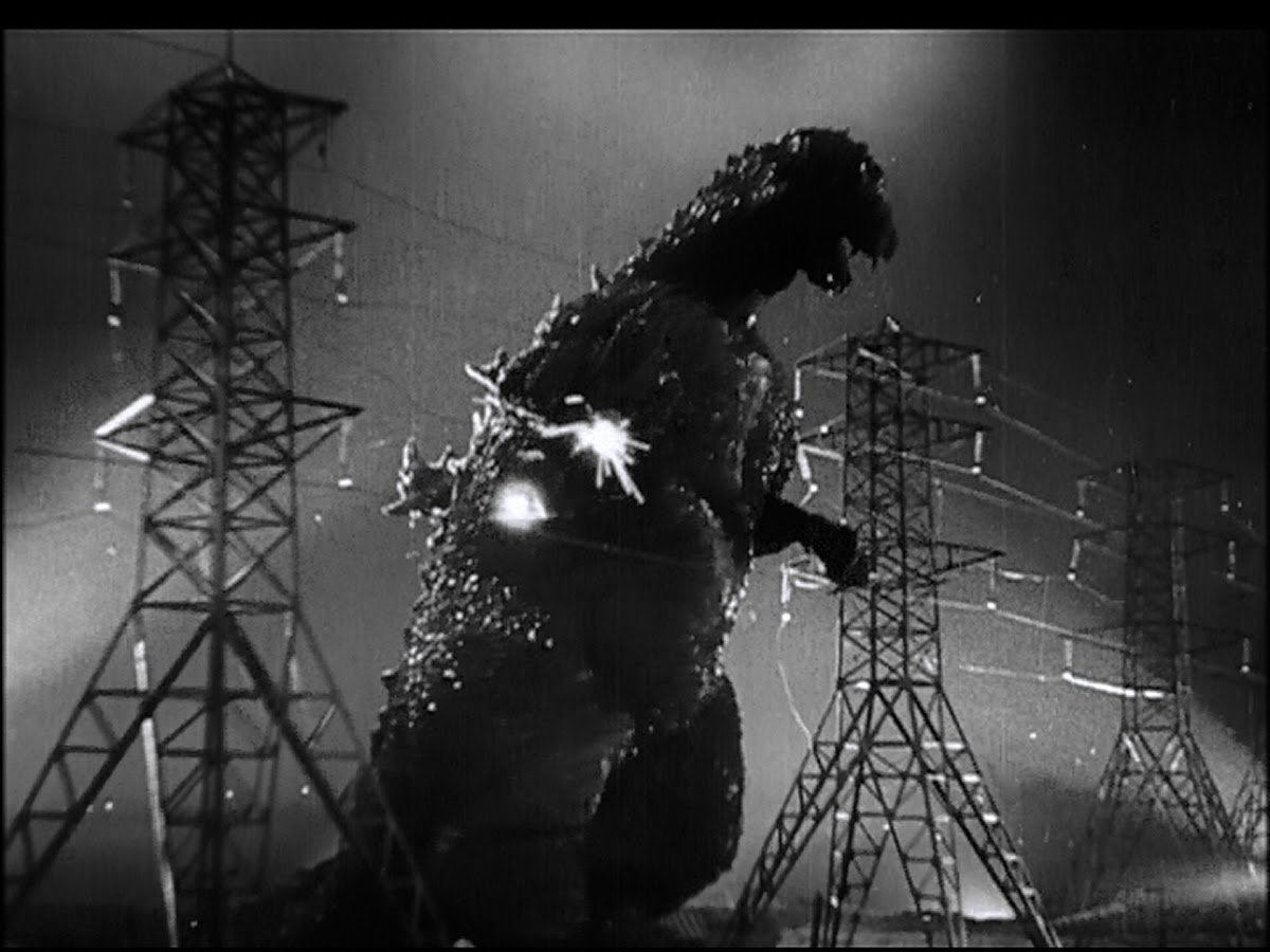 Barriers were meant to be broken... by Godzilla.!