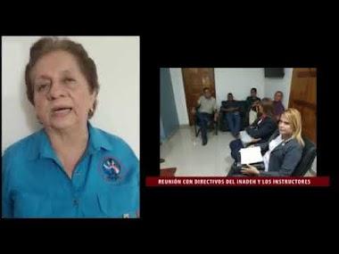 PALABRAS DE LA PROFESORA NELVA REYES EL 1 DE MAYO DEL 2020