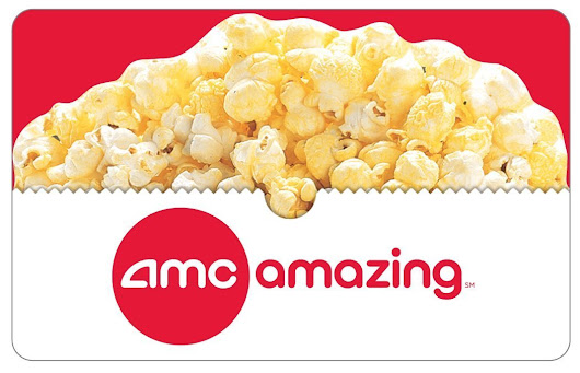 Enter To Win A $25 AMC Theaters Gift Card