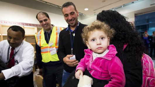 Syrian refugee resettlement $136 million under budget, feds say