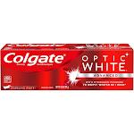 Colgate Optic White Toothpaste, Sparkling Mint - 3.5 oz tube