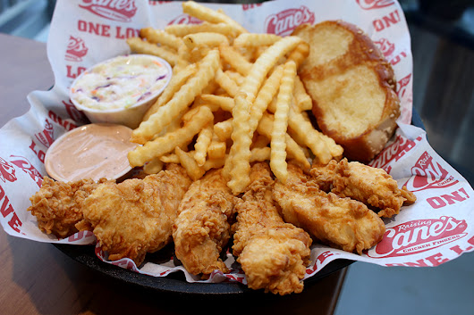 Raising Cane's Opens at The Spot Choueifat