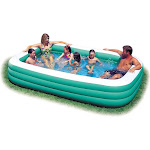 Swim Center Family Pool (120-inches) - 250 gal