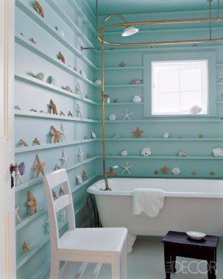Beach Bathroom Decorating Ideas | Kitchen Layout & Decor Ideas