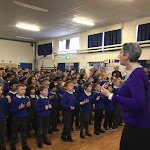 New Marston Primary School Pupils Perform Sign2sign - Oxford Mail