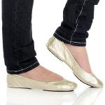 CitySlips Foldable Ballet Slippers - Shoes