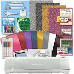 Cricut Explore Air 2 Machine Bundle Iron On Vinyl Pack Tools Pen Design Guide | by Craft-e-Corner