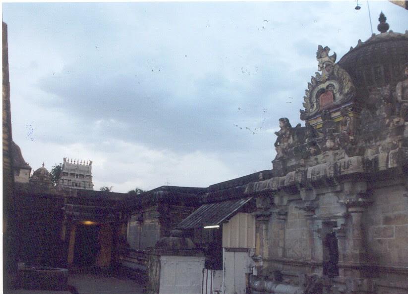 Arulmighu Sivalogathyagesar Temple ( Tirunallur Perumanam ) - Aachalapuram