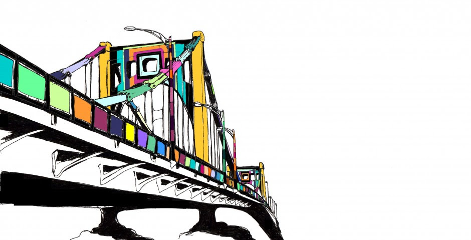 Knit the Bridge!