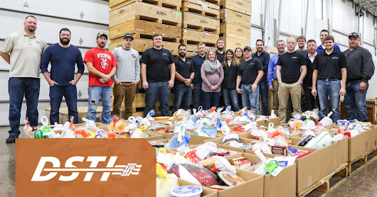 DSTI Employees Brighten Holidays for Local Kids, Families - News - DSTI