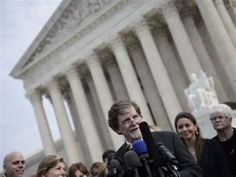 Supreme Court rules for baker who refused wedding cake for