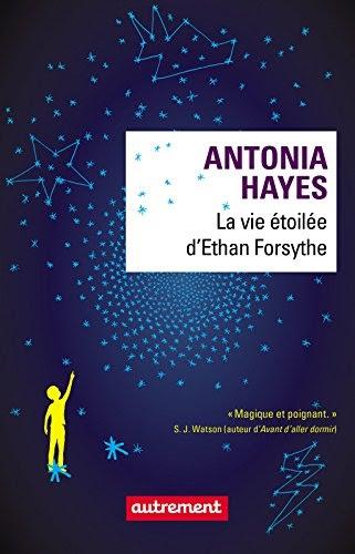 Couverture La vie étoilée d'Ethan Forsythe