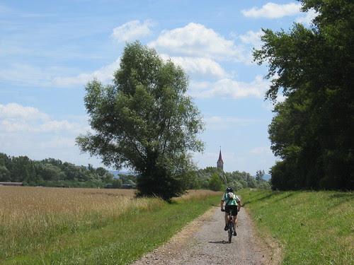 Fitz heading into Vysoka Pri Morave