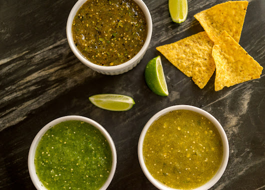 Salsa Verde - Real Food Finds
