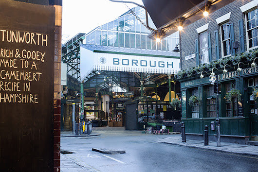 Borough Market: A Food Lover's Paradise in Central London - SmarterTravel.com