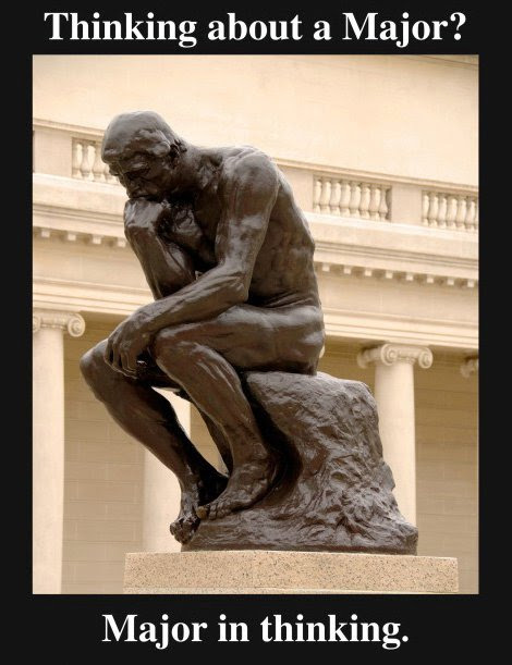 Major In Thinking