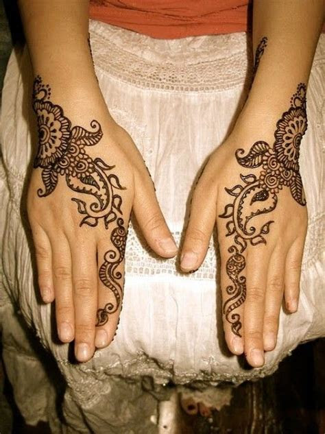 Henna or Mehndi for Pakistani or Indian weddings to adorn