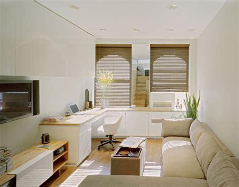 space saving tiny apartment  york